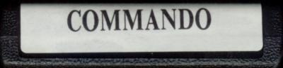 Commando - Cartridge Scan