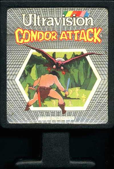 Condor Attack - Cartridge Scan