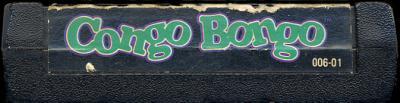 Congo Bongo - Cartridge Scan