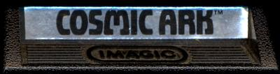 Cosmic Ark - Cartridge Scan