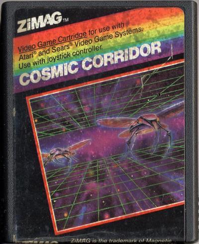 Cosmic Corridor - Cartridge Scan