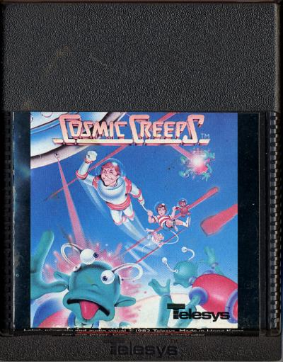 quality design cost charm super specials AtariAge - Atari 2600 - Cosmic Creeps (Telesys)
