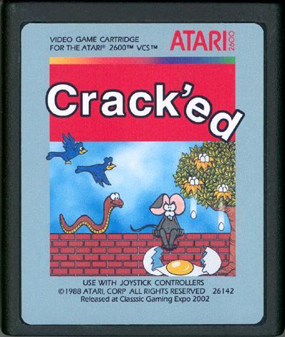 Crack'ed - Cartridge Scan