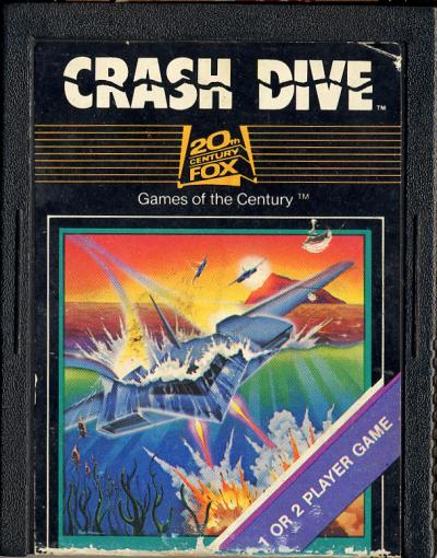 Crash Dive - Cartridge Scan