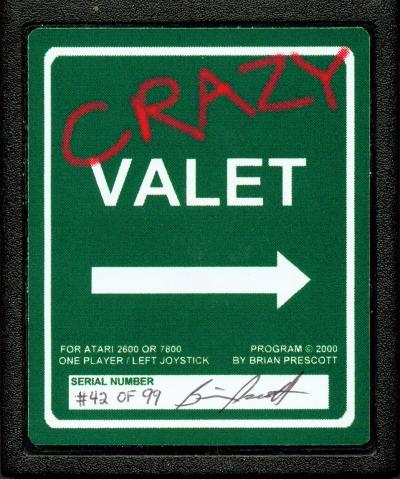 Crazy Valet - Cartridge Scan