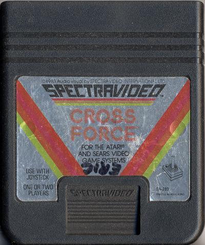 Cross Force - Cartridge Scan