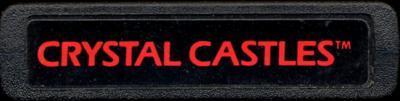 Crystal Castles - Cartridge Scan