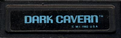 Dark Cavern - Cartridge Scan
