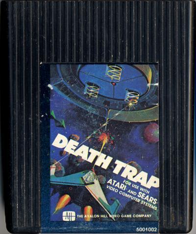 Death Trap - Cartridge Scan
