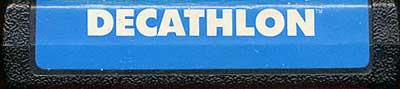 Decathlon - Cartridge Scan