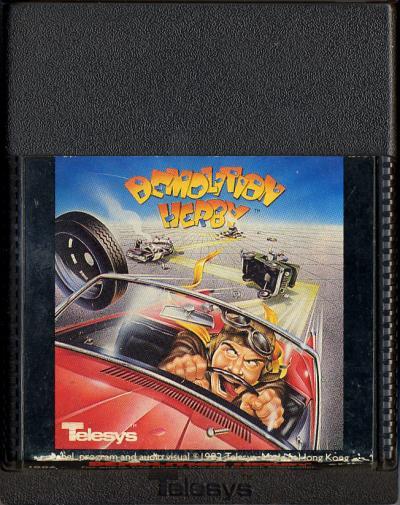 Demolition Herby - Cartridge Scan