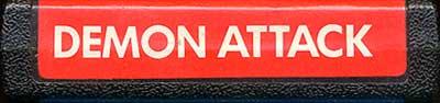 Demon Attack - Cartridge Scan