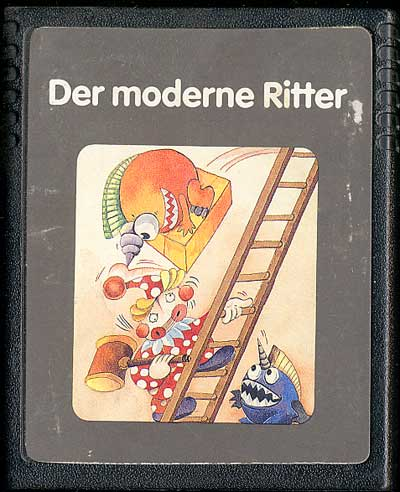 Der Moderne Ritter - Cartridge Scan