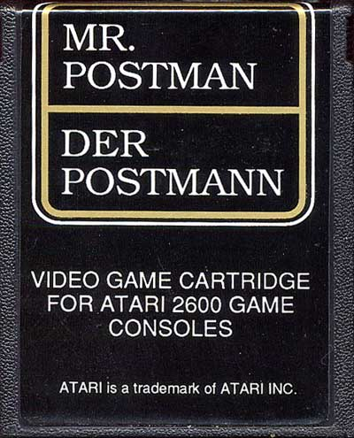 Der Postman - Cartridge Scan