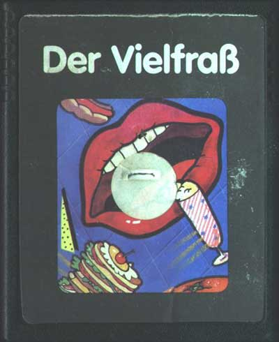 Der Vielfraß - Cartridge Scan