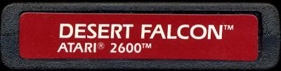 Desert Falcon - Cartridge Scan