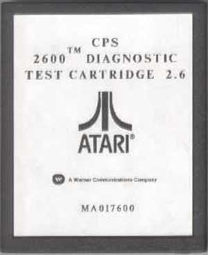 Diagnostic Cartridge - Cartridge Scan