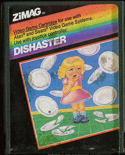 Dishaster - Cartridge Scan