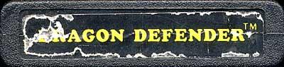 Dragon Defender - Cartridge Scan