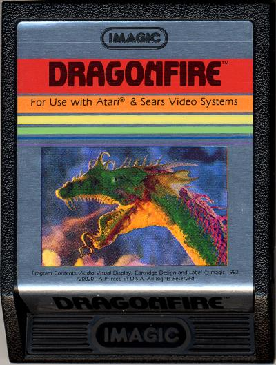 Dragonfire - Cartridge Scan