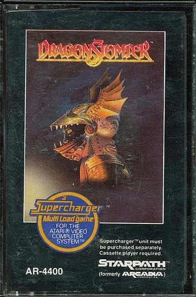 Dragonstomper - Cartridge Scan