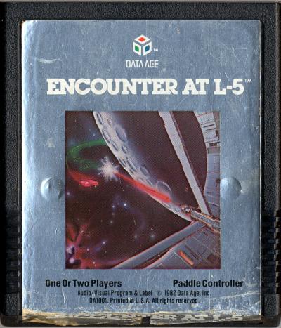 Encounter at L5 - Cartridge Scan