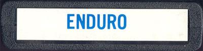 Enduro - Cartridge Scan