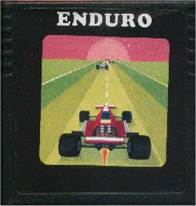 Enduro - Cartridge Scan