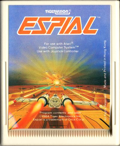 Espial - Cartridge Scan