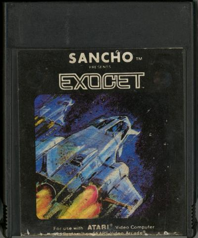 Exocet - Cartridge Scan