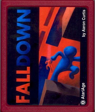 Fall Down - Cartridge Scan