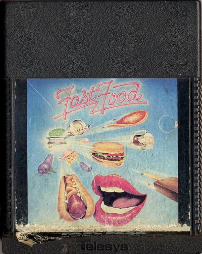 Fast Food - Cartridge Scan