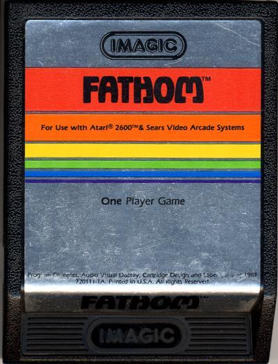 Fathom - Cartridge Scan