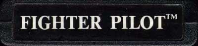Fighter Pilot - Cartridge Scan