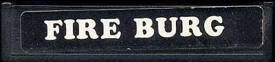 Fire Burg - Cartridge Scan
