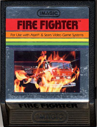 Fire Fighter - Cartridge Scan