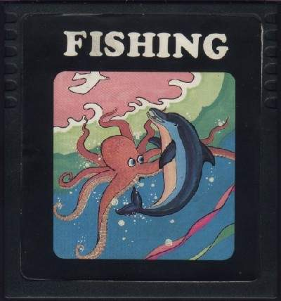 Fishing - Cartridge Scan