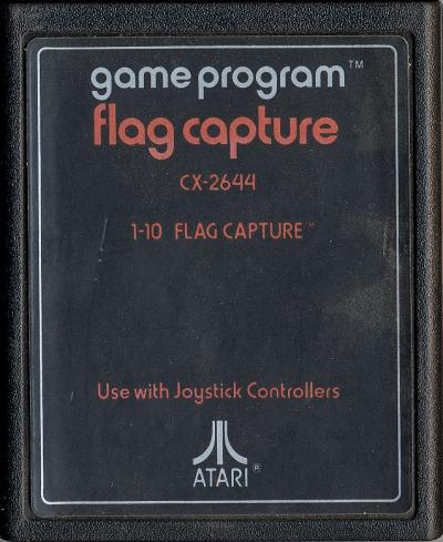 Flag Capture - Cartridge Scan