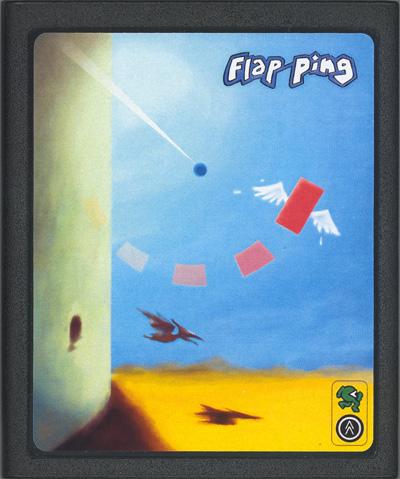 FlapPing - Cartridge Scan