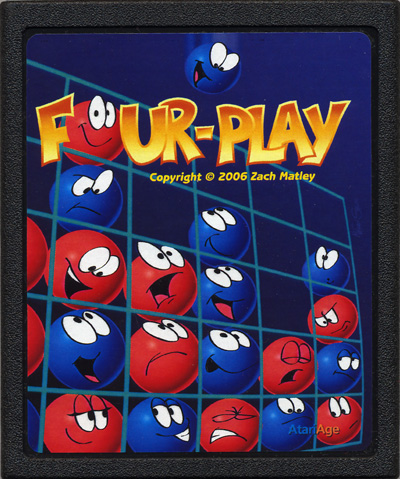 Four-Play - Cartridge Scan