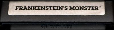 Frankenstein's Monster - Cartridge Scan