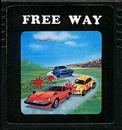Free Way - Cartridge Scan