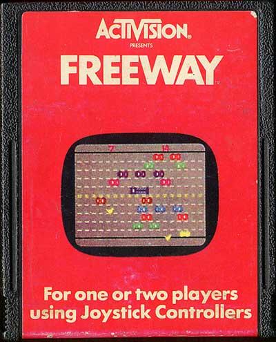 Freeway - Cartridge Scan