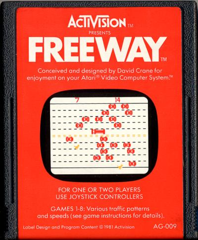 Freeway - Cartridge Scan