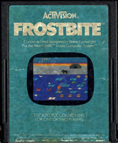 Frostbite - Cartridge Scan