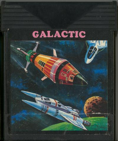 Galactic - Cartridge Scan