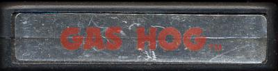 Gas Hog - Cartridge Scan