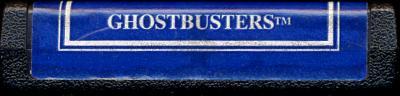 Ghostbusters - Cartridge Scan