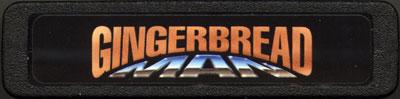 Gingerbread Man - Cartridge Scan