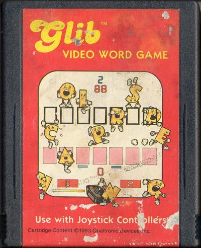 Glib - Cartridge Scan